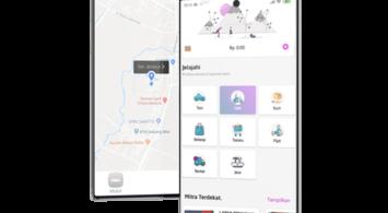 Source Code Aplikasi Android & IOS Seperti Gojek | Grab dan Uber | Menggunakan Android Studio