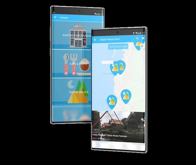 Aplikasi Android Pariwisata